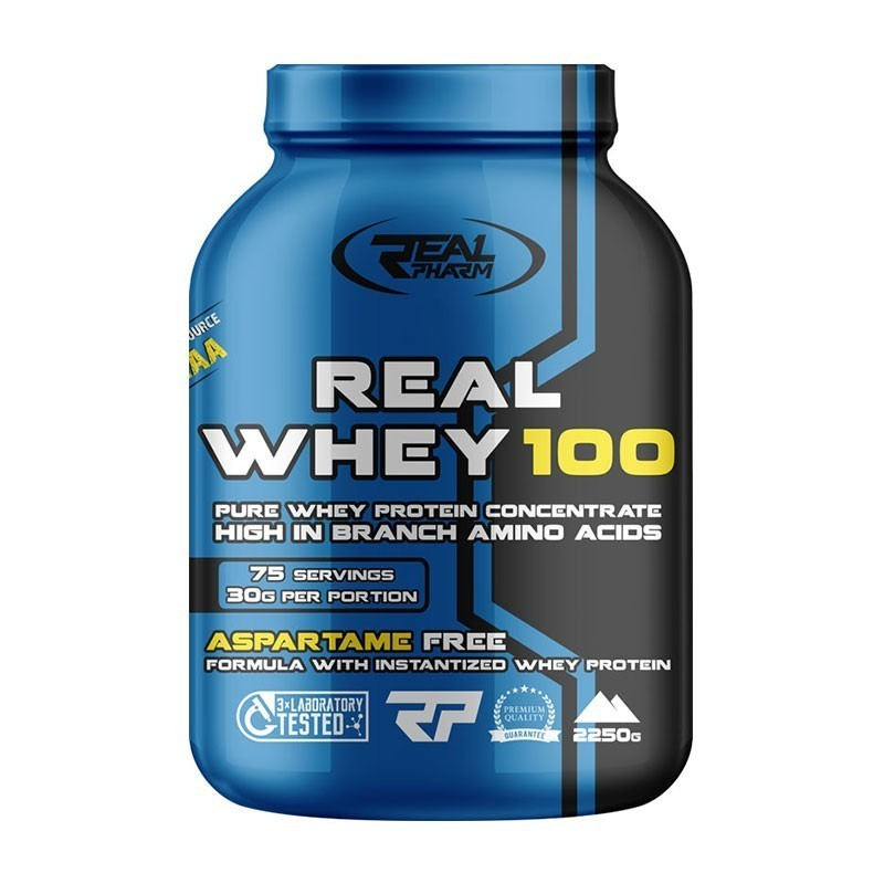 REAL WHEY 2250 gr