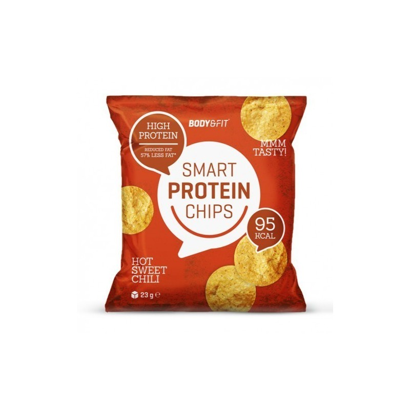 Smart Protein Chips  23 gr