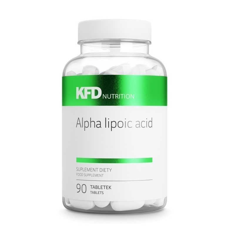 Alpha Lipoic Acid 90 cpr