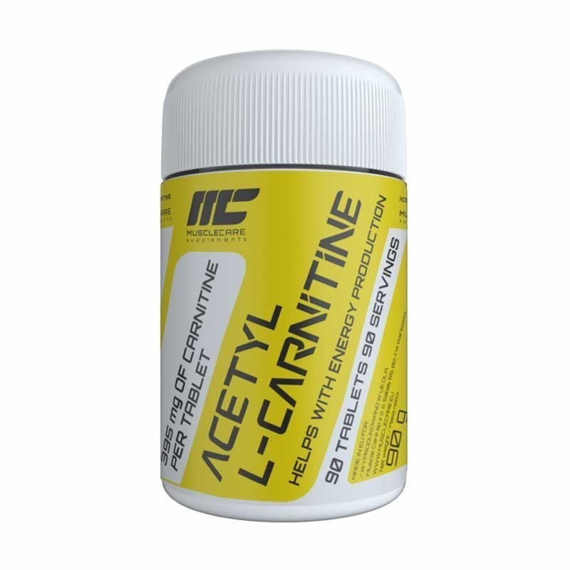 ACETYL L-CARNITINE 90 tabs