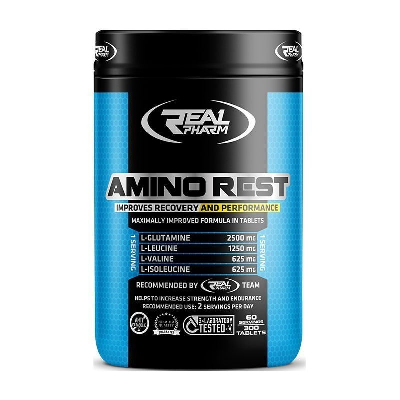 AMINO REST 300 cpr