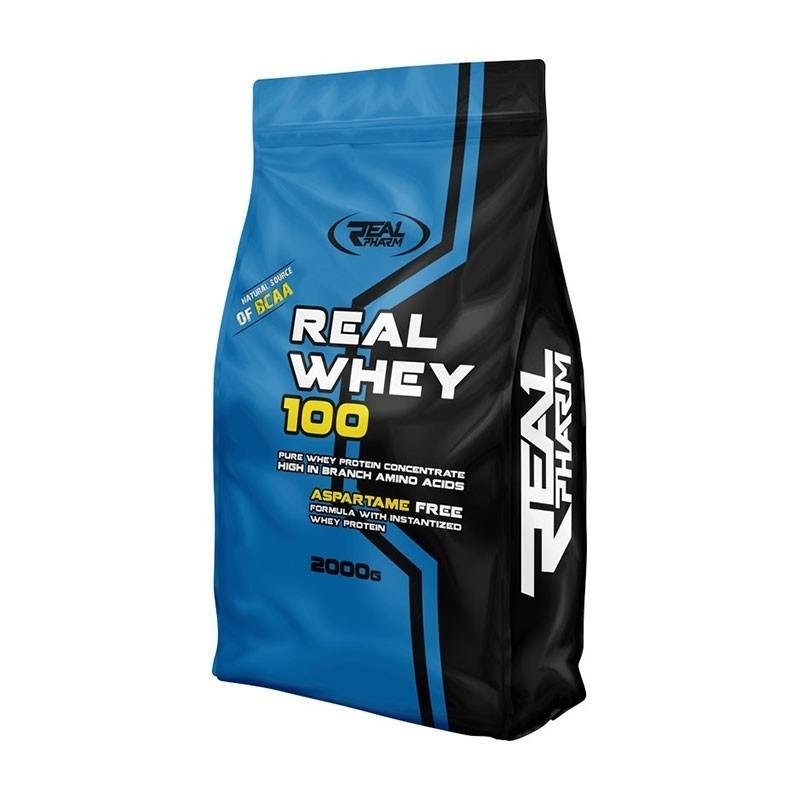 REAL WHEY 2000 gr