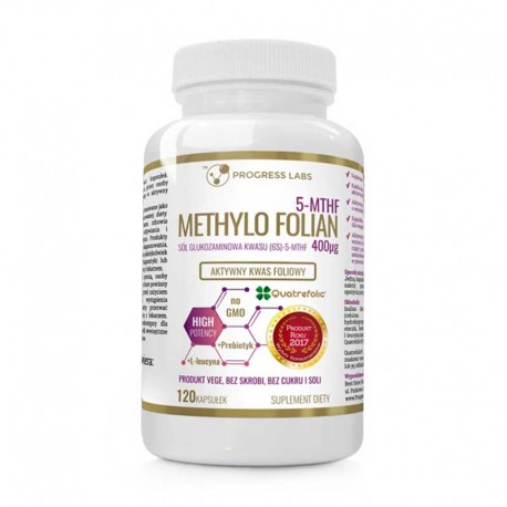 Active Folic Acid 400 mcg...