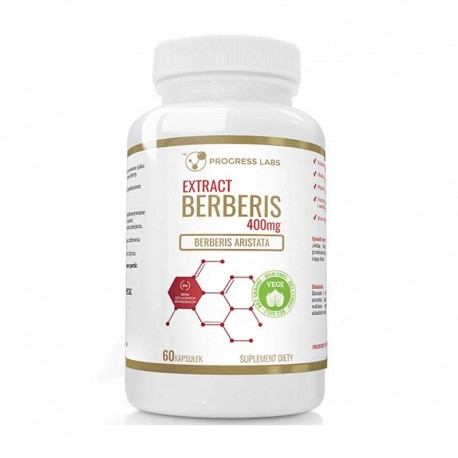 Berberis Extract 400 mg 60...