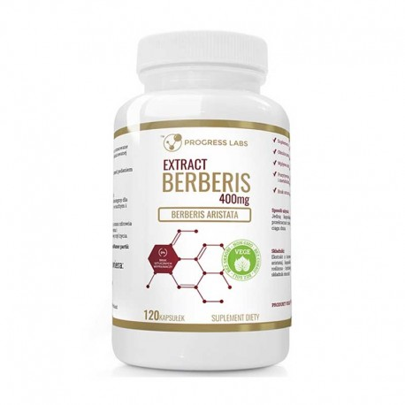 Berberis Extract 400 mg 120...