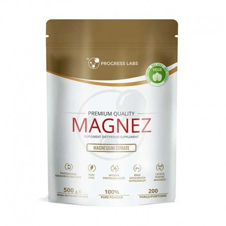 MAGNEZ Citrate 500 g