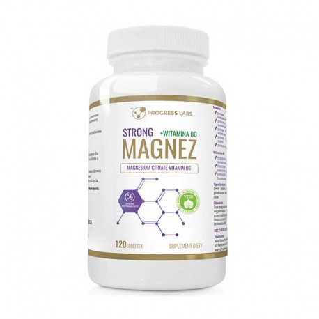 MAGNEZ Strong 120 cps