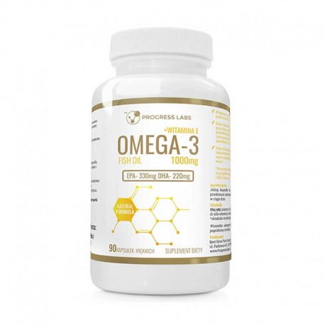 Omega 3 Forte 90 softgels