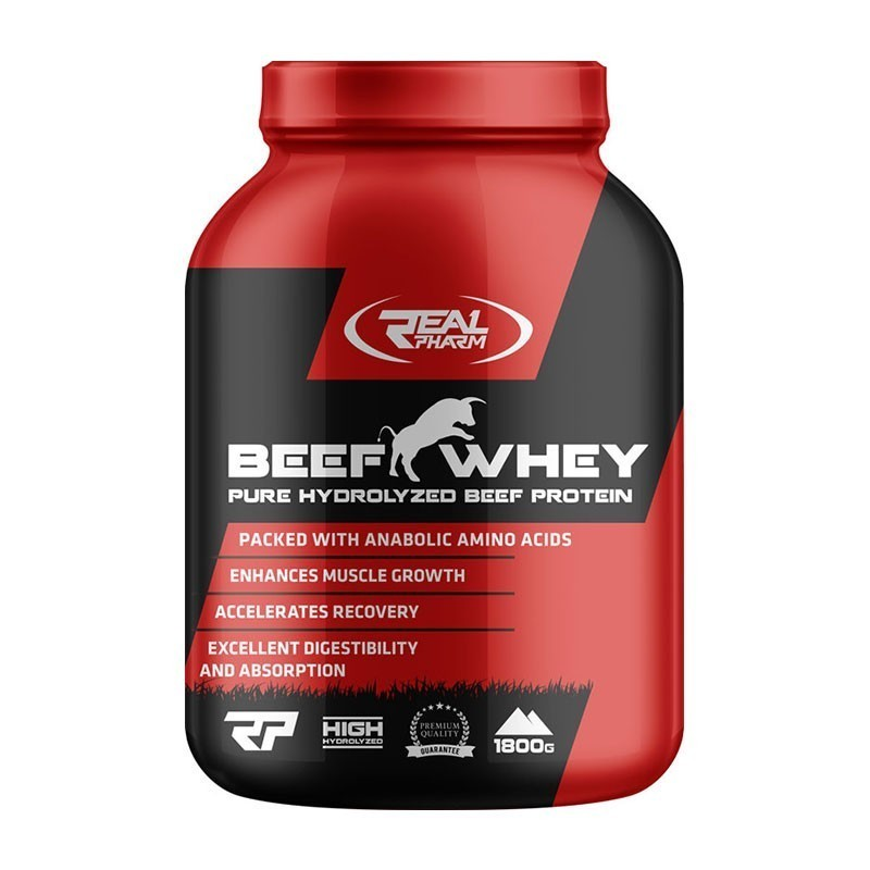 BEEF WHEY 1800 gr